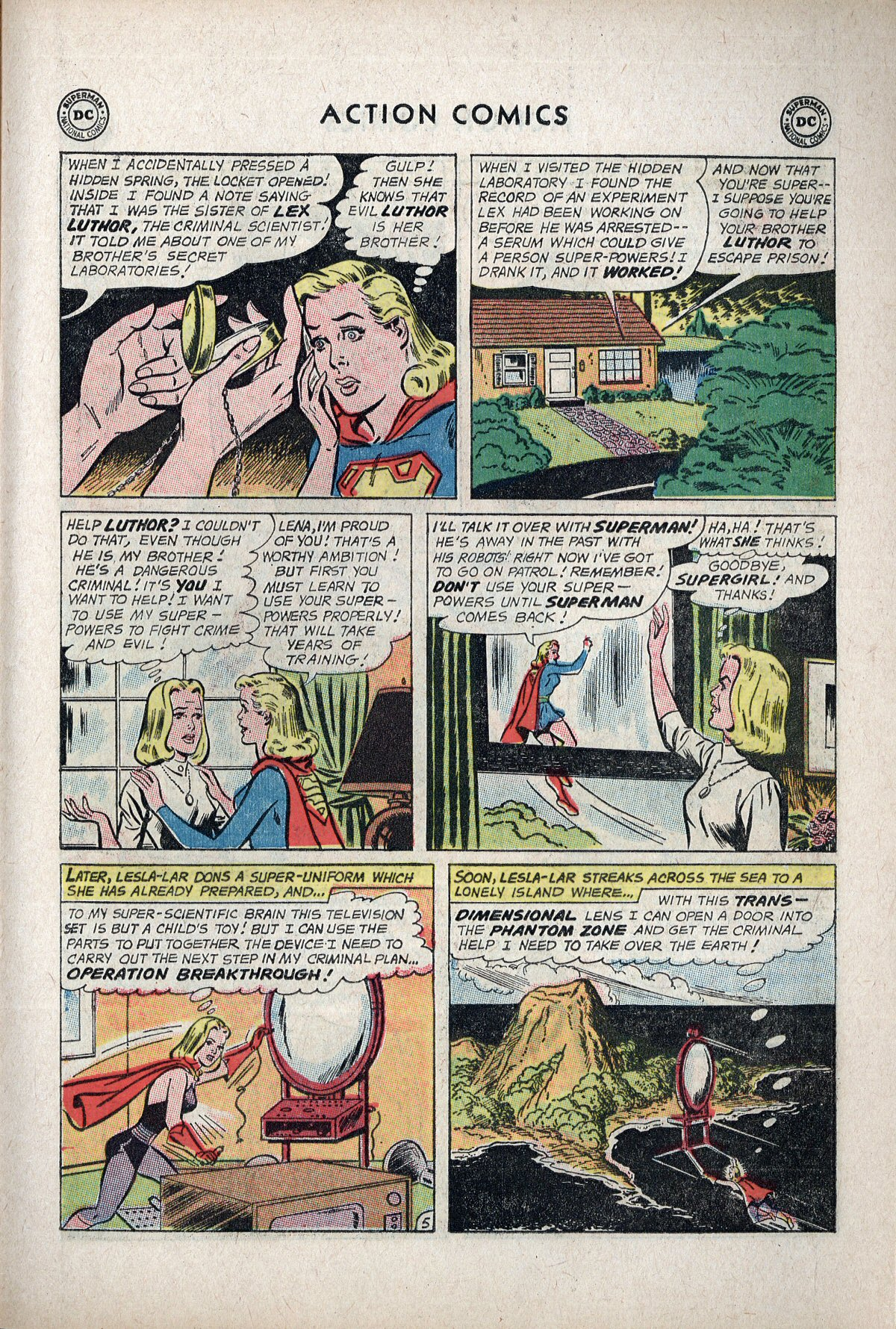 Read online Action Comics (1938) comic -  Issue #297 - 23
