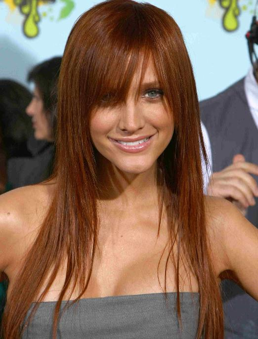 Women Hair Colours,Hair Colours: Red Hair Colours