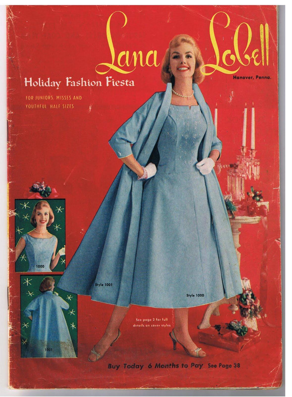 Vintage Fashion Catalog 29
