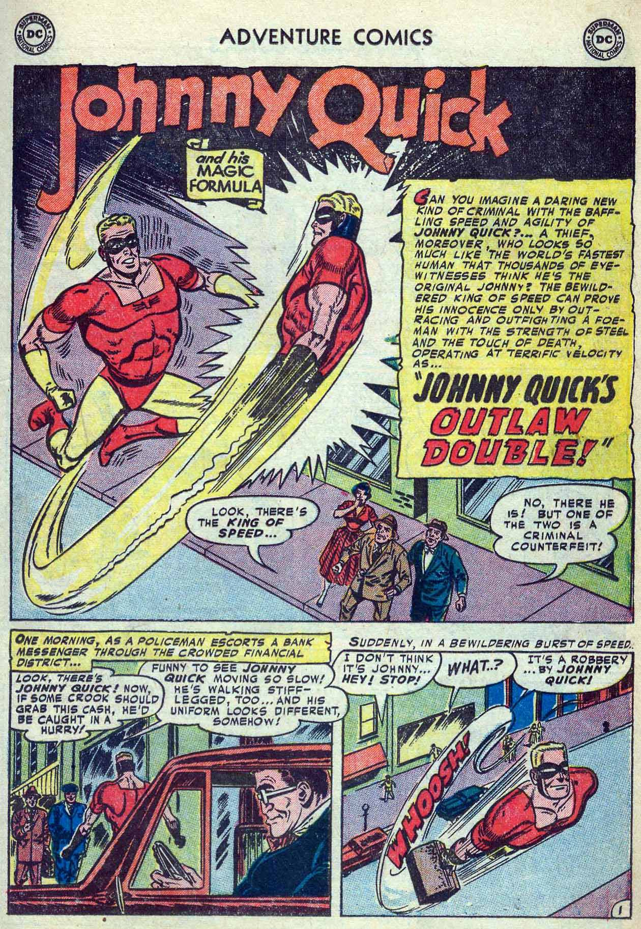 Read online Adventure Comics (1938) comic -  Issue #180 - 25