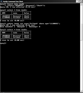 Contoh Program MySql Data Mahasiswa - Himpunan JavaScript ...