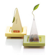 Tea Forte pyramid