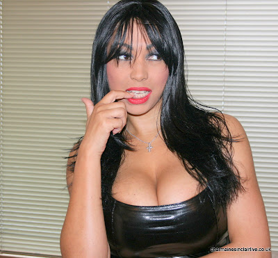 The official Charmaine Sinclairs Blog PVC