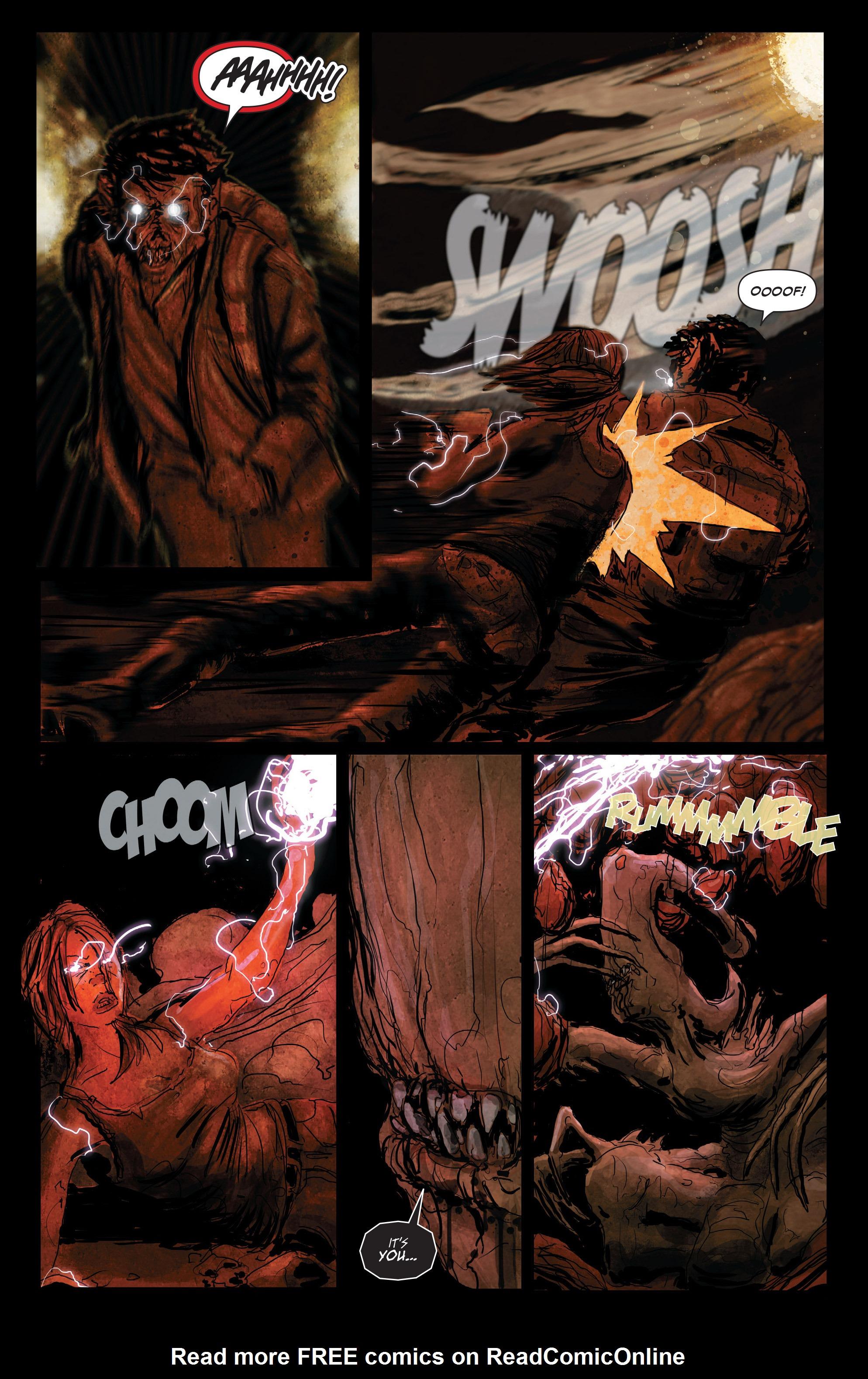 Read online Hoax Hunters (2012) comic -  Issue # TPB 3 - 38