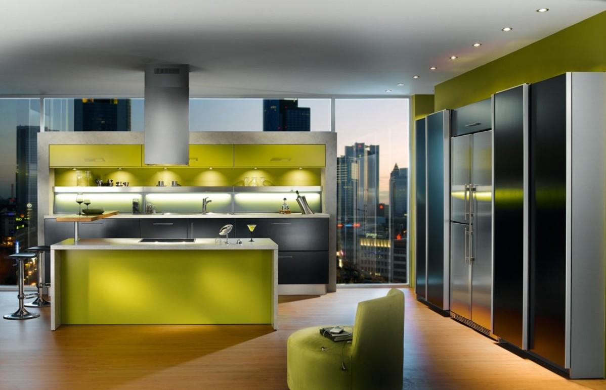 Cocinas modernas deco ideas - Mesas modernas de cocina ...
