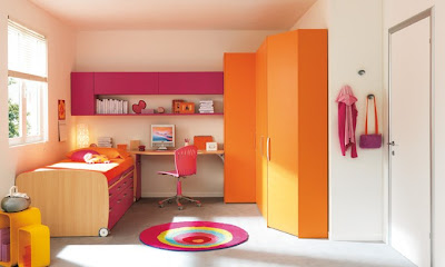 Decoracion de dormitorios infantiles decoracion de for Diseno de habitaciones infantiles