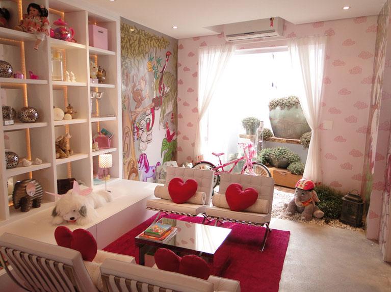 Moderno dormitorios decoracion de dormitorios infantiles - Decoracion habitacion infantil nina ...