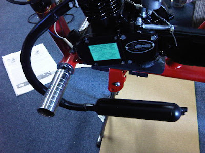 Schwinn Stingray Chopper OCC Motorized Bike Build