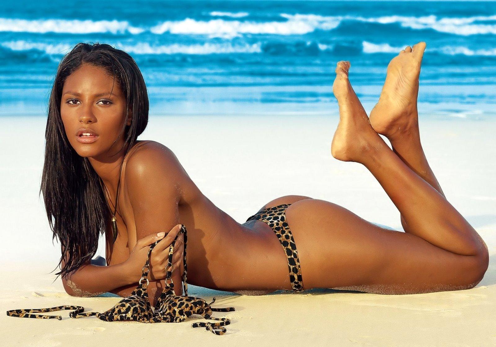 Caribbean babes