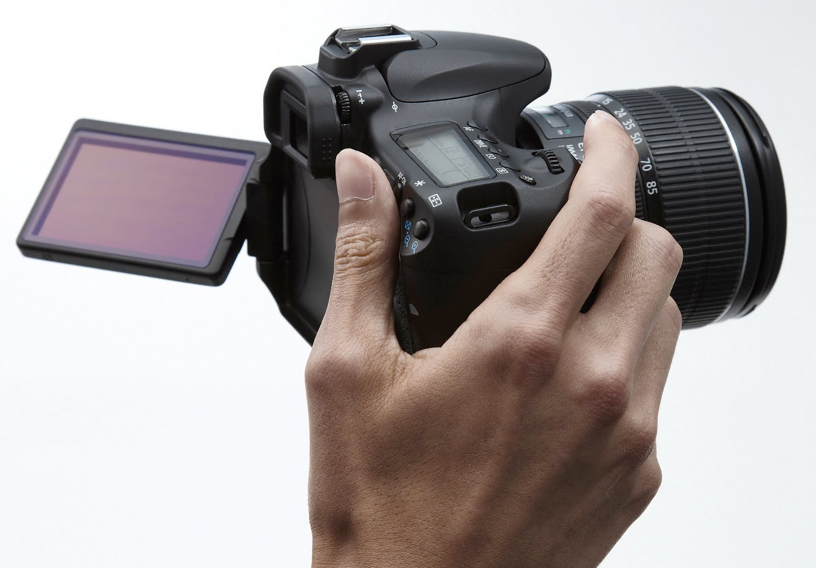 Canon 60d owners manual
