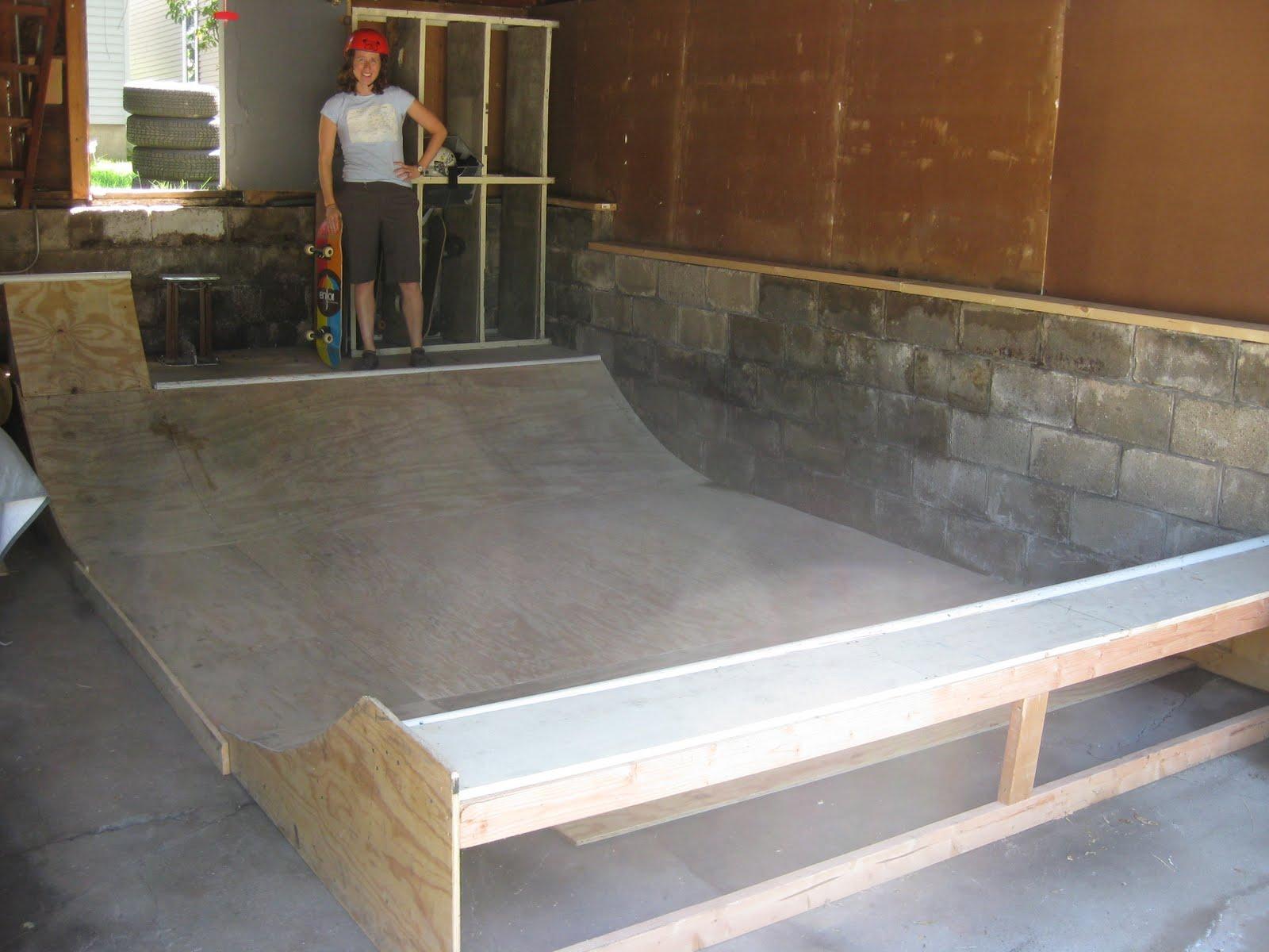Logistics Divine Providence – Garage Mini Ramp Plans