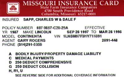 Progressive Proof Of Insurance >> Car insurance in uk, about car insurace