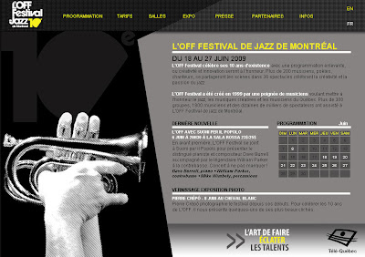 Off Festival Jazz Montreal