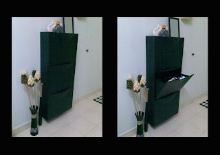 Rak Kasut Dinding Ikea Pagar Rumah