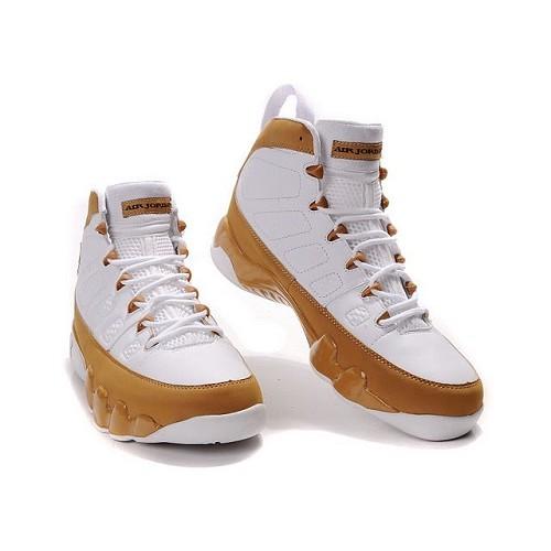 separation shoes 5c7ca d471f Head-Sneaker: Air Jordan 9 (IX) Retro Premio BIN 23 - White ...