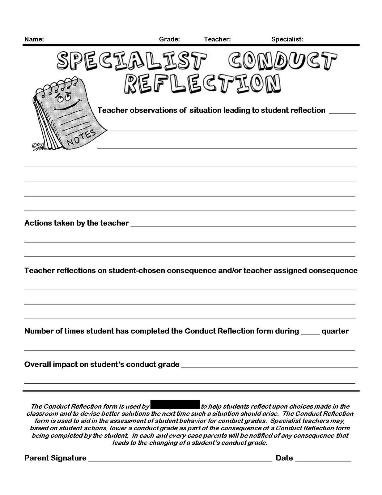 Time Worksheet New 264 Time Out Reflection Worksheet