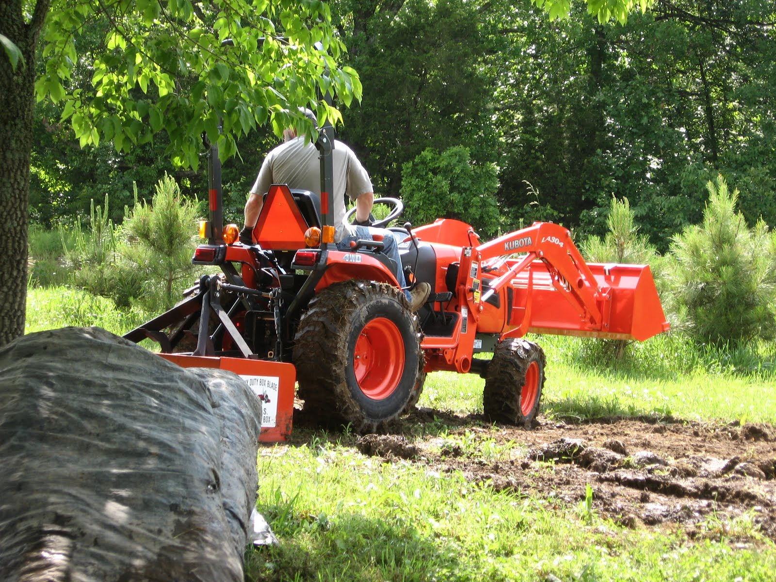 Simple Life: The Tractors