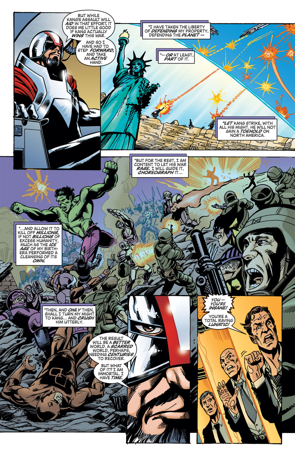 Read online Avengers (1998) comic -  Issue #46 - 14