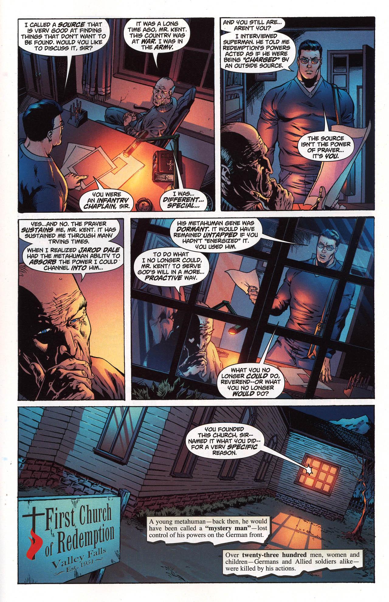 Action Comics (1938) 849 Page 21