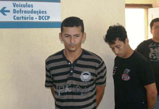 6a92142ead744 Quatro dias depois de assaltarem o caixa eletrônico do Banco Bradesco  instalado no prédio da Prefeitura de Monte Santo, foram presos, por  investigadores da ...