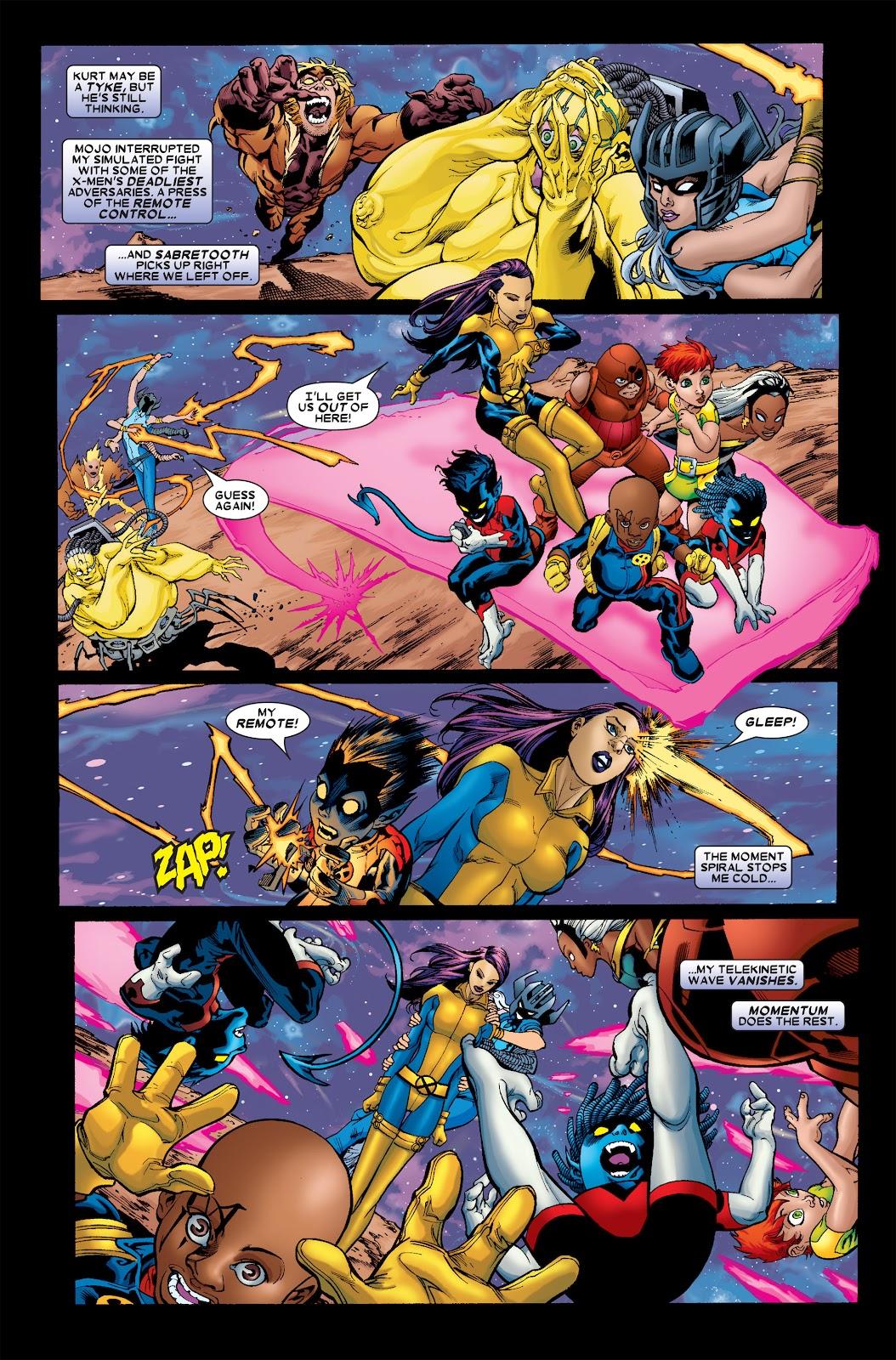 Uncanny X-Men (1963) issue 461 - Page 6