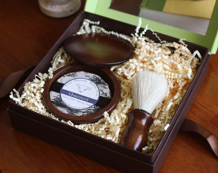 Father's Day Shaving Gift Set | The Bonnie Bath Co.