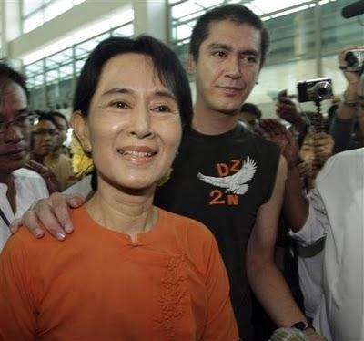 Burma Strange News (English Version): Ko Htein Lin gave hints for