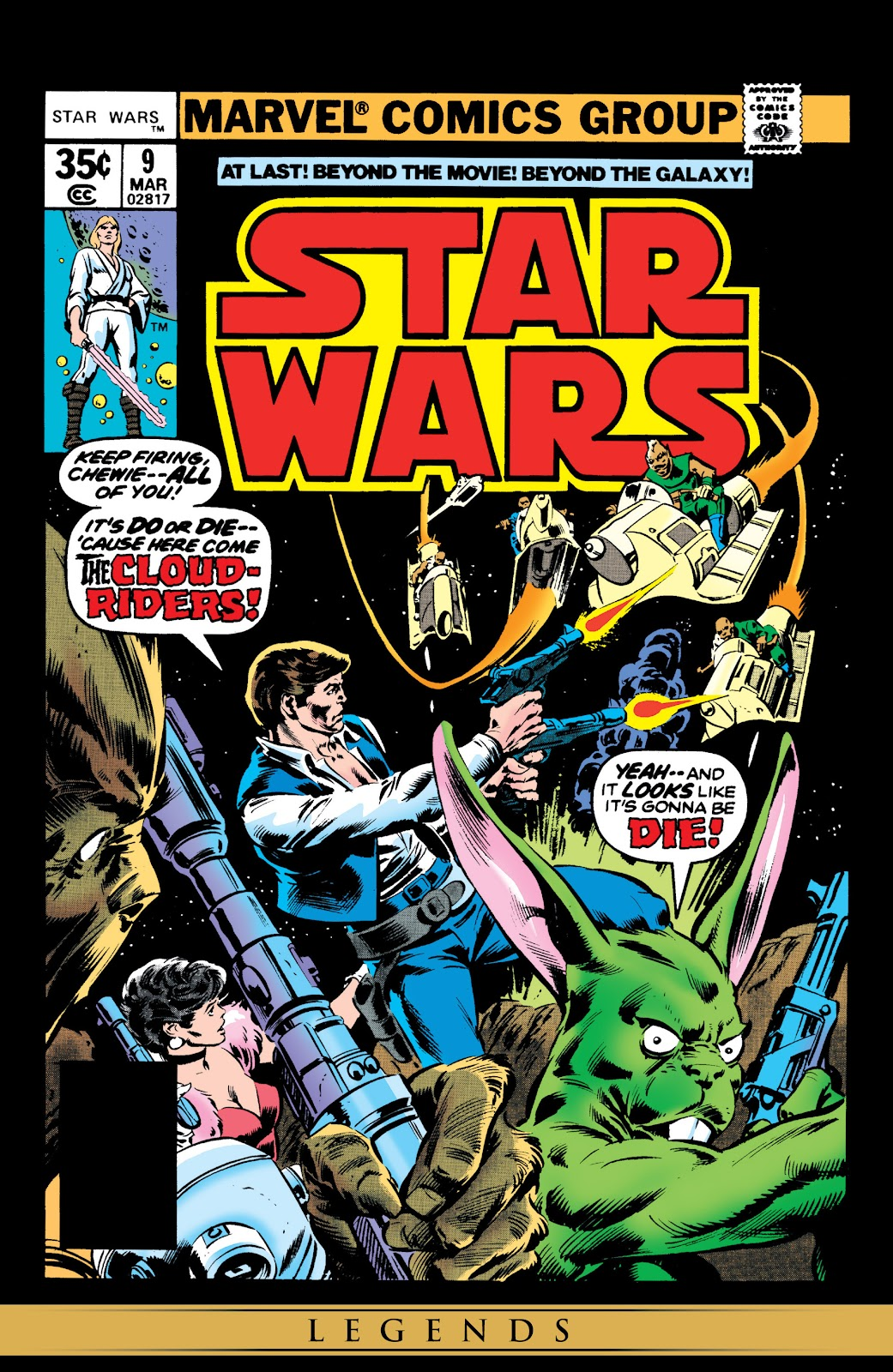 Read online Star Wars Legends: The Original Marvel Years - Epic Collection comic -  Issue # TPB 1 (Part 2) - 53