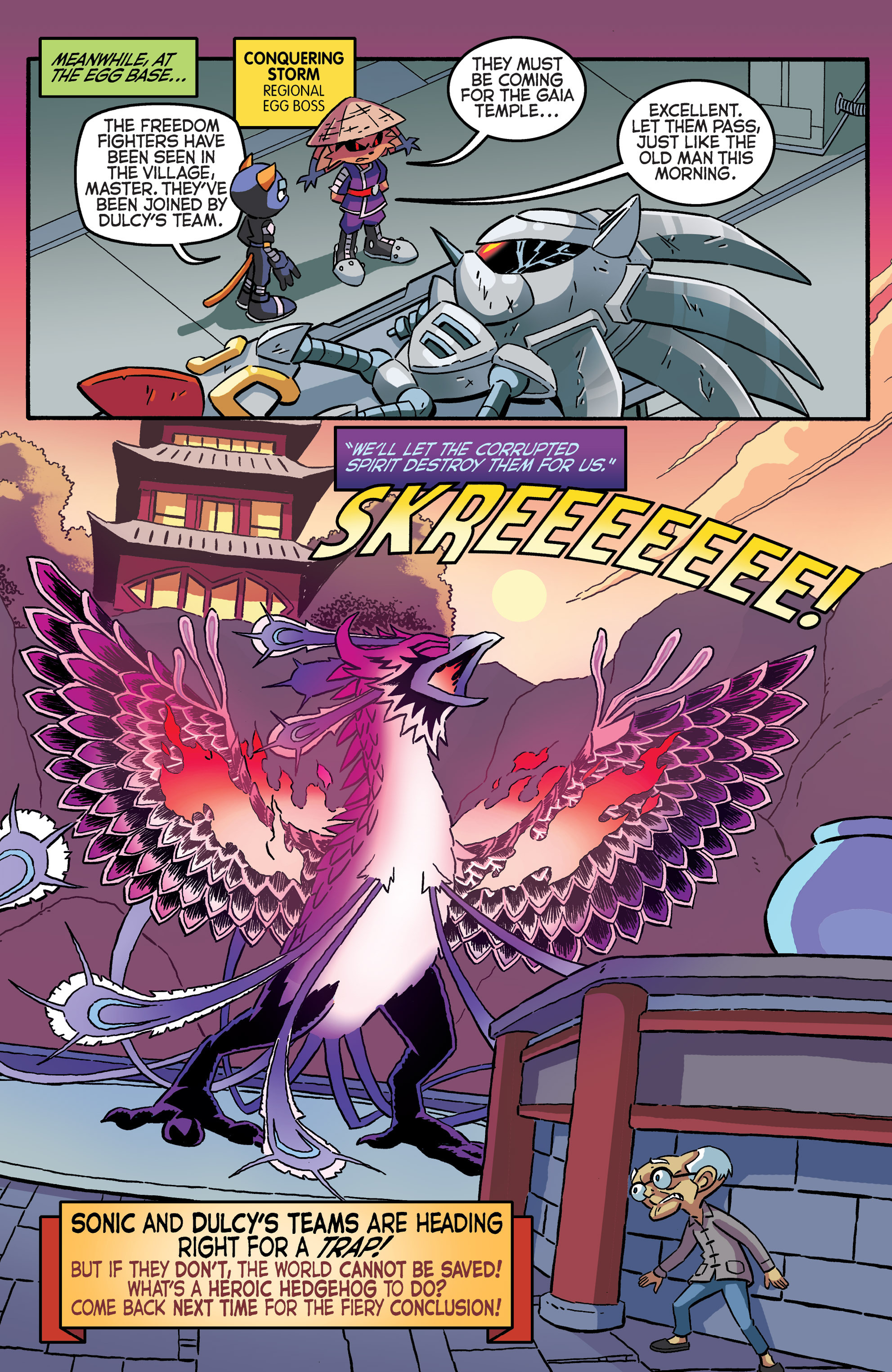 Read online Sonic The Hedgehog comic -  Issue #281 - 12