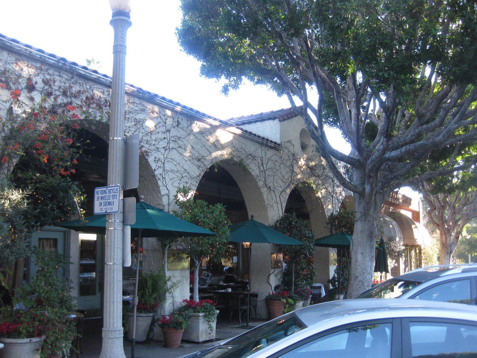 Julienne Restaurant San Marino Ca