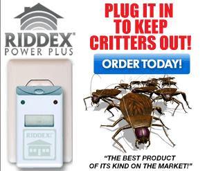 Riddex Power Plus