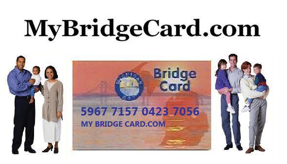 My Bridge Card Community