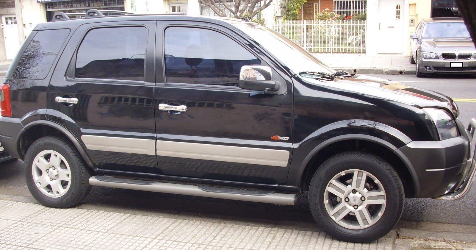 Autos  Ford Ecosport 2006
