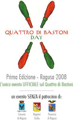 4 Di Bastoni.La Tana Del Brukoniglio Quattro Di Bastoni Day