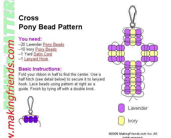 cruz, cruces, diys, abalorios, pendientes, diys, bisutería, manualidades
