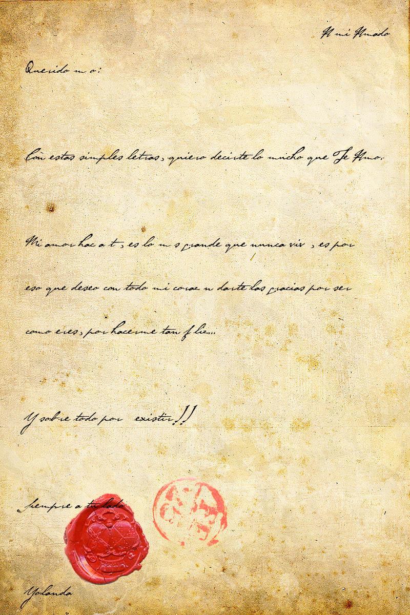 cartas antiguas en línea, aprende a realizar cartas antiguas.