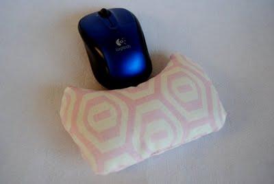 Como hacer una almohadilla para el ratón del Pc.
