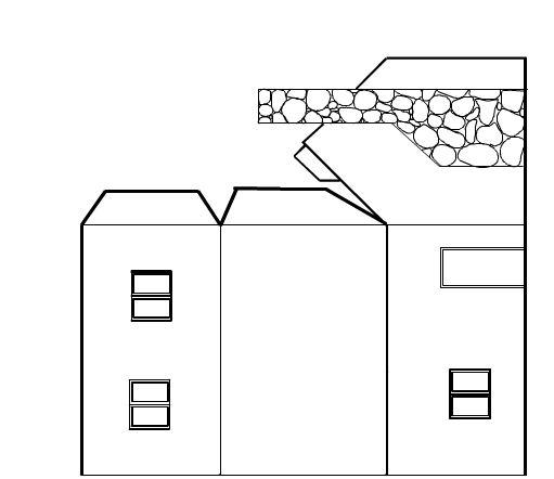 ciudad, origami, papel, construir, pueblo, manualidades