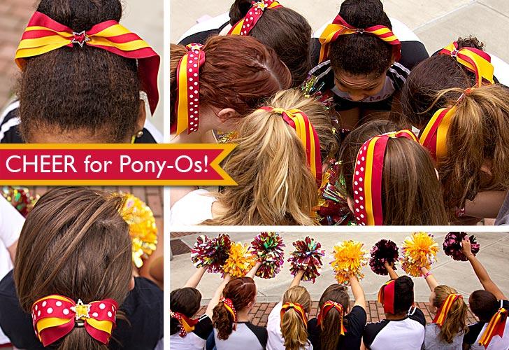 adornos, pelo, lazos, ribbons, cabello, labores