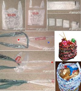 bolsas de basura, finiquitarlas, eliminar bolsas plástico, reciclar