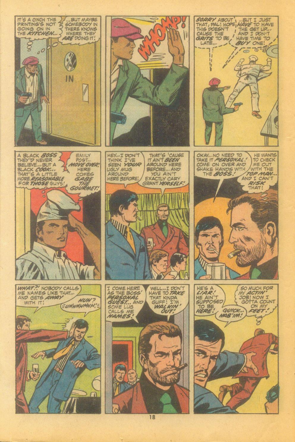 Read online Sgt. Fury comic -  Issue #102 - 20