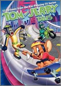 Filme Poster Tom e Jerry - Aventuras e Velocidade Extrema - DVDRip XviD Dublado