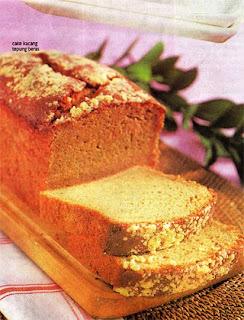 Cake Kacang Tepung Beras