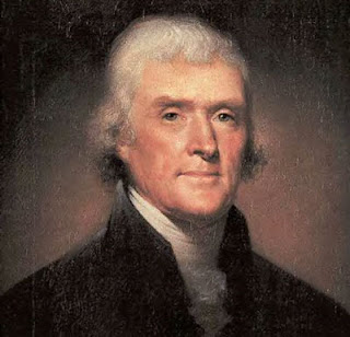 aaron burr and thomas jefferson relationship to john