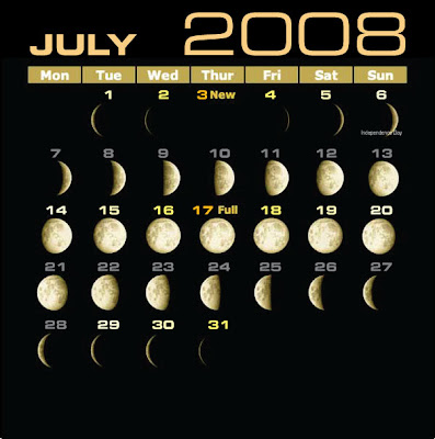 July 2008 tag or brag for Fishing moon phase