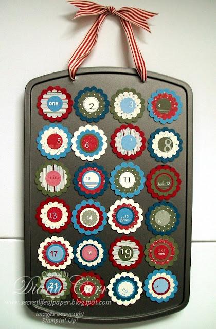 Countdown Till Christmas Craft