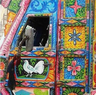 6 Door Truck >> meghan cassidy: Pakistani Truck Art