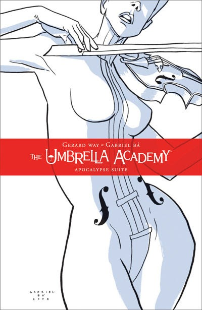 Islington Comic Forum Books The Umbrella Academy