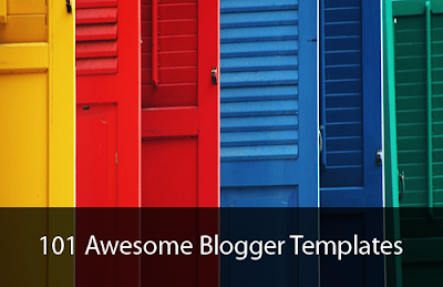 Koleksi Blogger Template Keren