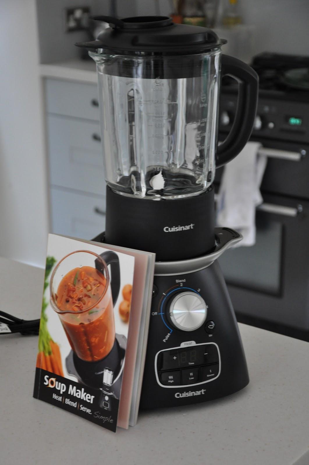 019fde4e81e Cuisinart Soup Maker Blender Recipes